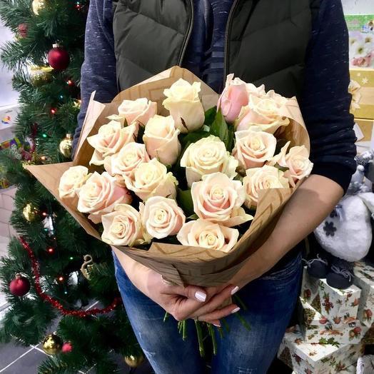 Букет из роз талея