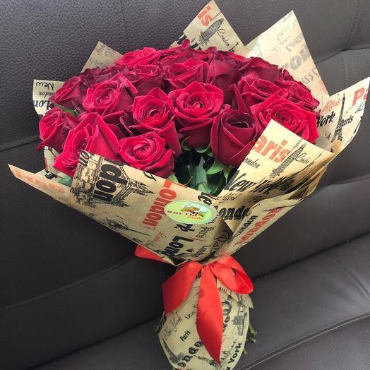Букет по Акции 25 роз