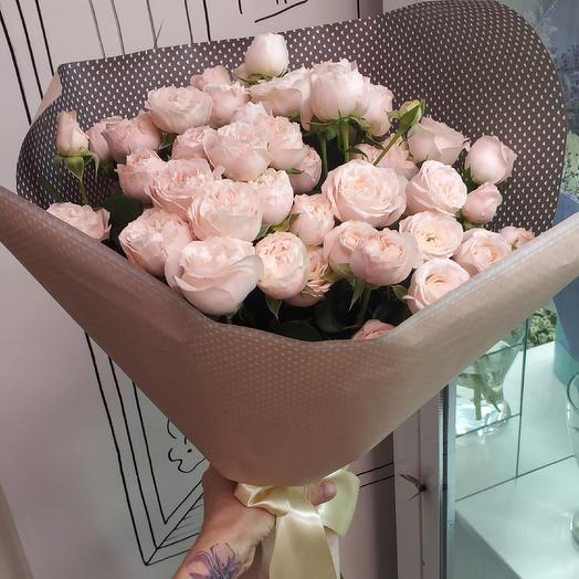 11 роз Бомбастик