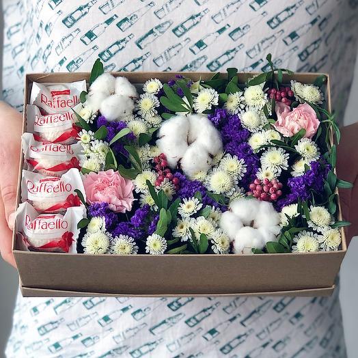 Box 15 Средний 2: букеты цветов на заказ Flowwow
