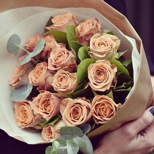 Какао: букеты цветов на заказ Flowwow
