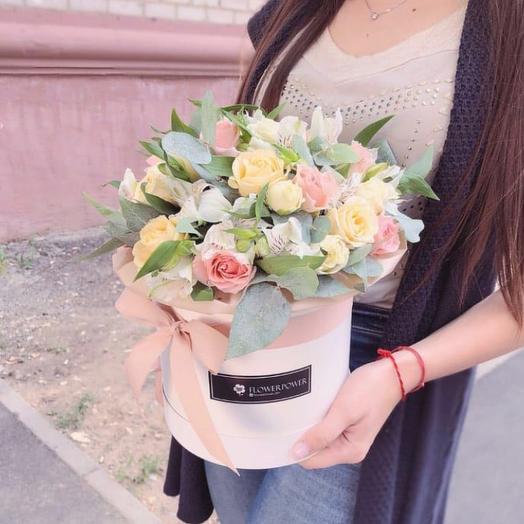 Цветочная радость: букеты цветов на заказ Flowwow