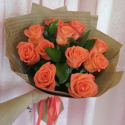 Любовь-морковь: букеты цветов на заказ Flowwow