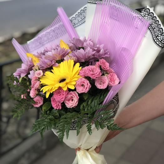Любимому учителю: букеты цветов на заказ Flowwow