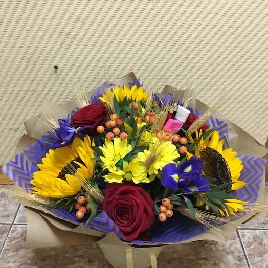 Любимым учителям: букеты цветов на заказ Flowwow