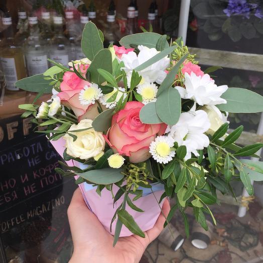 Шёлк: букеты цветов на заказ Flowwow