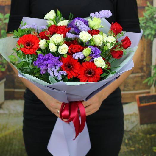 Изысканная Изабель: букеты цветов на заказ Flowwow