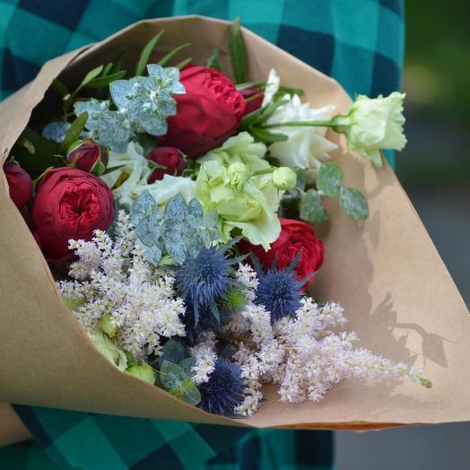"""Букет цветов """"Лесана"""": букеты цветов на заказ Flowwow"""