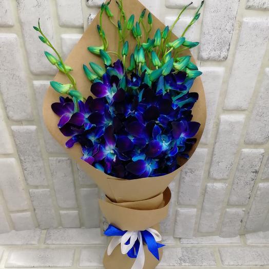 Букет из орхидея: букеты цветов на заказ Flowwow