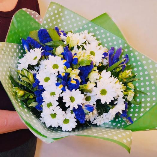 Букет весенний N 3: букеты цветов на заказ Flowwow