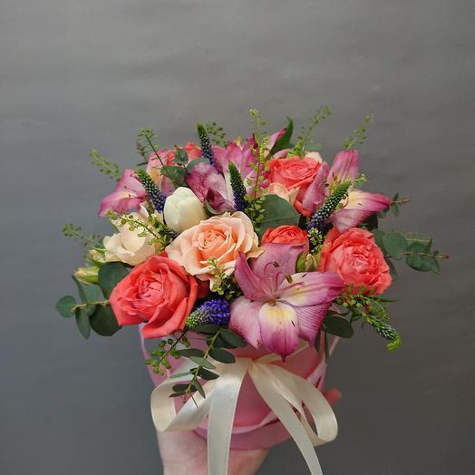 Луговой: букеты цветов на заказ Flowwow