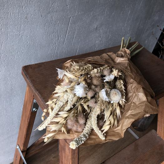 Деревенская жизнь: букеты цветов на заказ Flowwow
