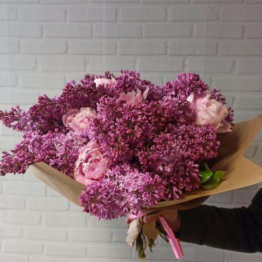 "Букет ""Весенняя нежность"": букеты цветов на заказ Flowwow"