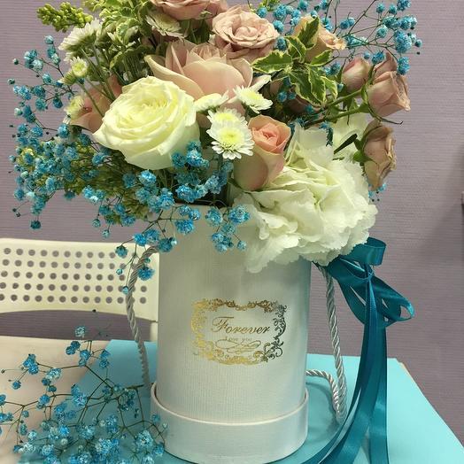 Белая нежность: букеты цветов на заказ Flowwow