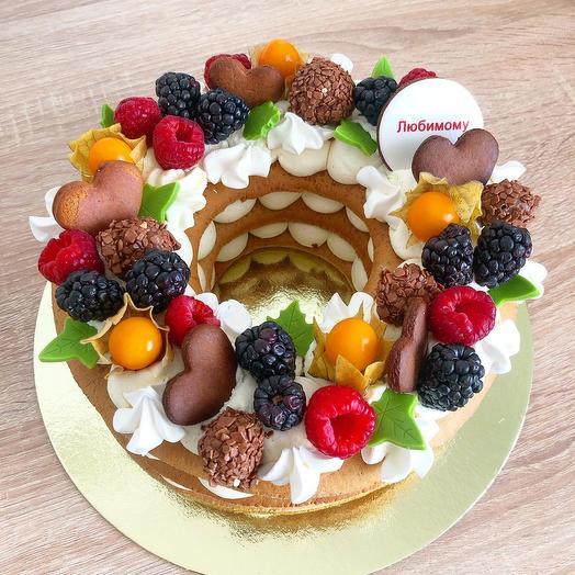 Торт-венок