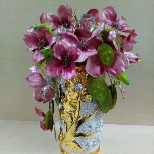 Декор интерьер ваза