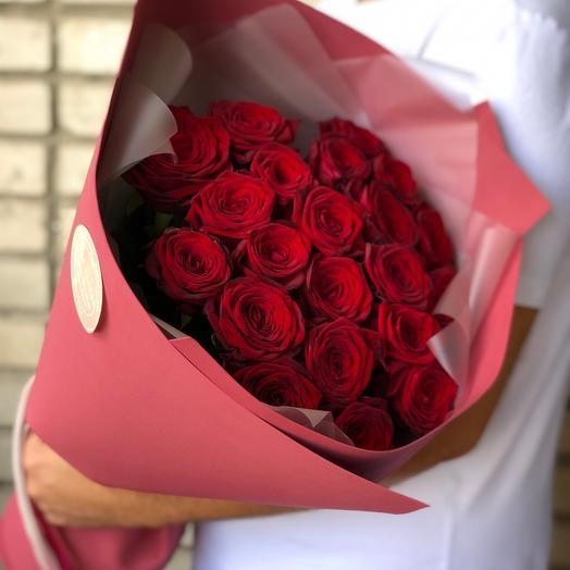 Букет Роз «Любовь»