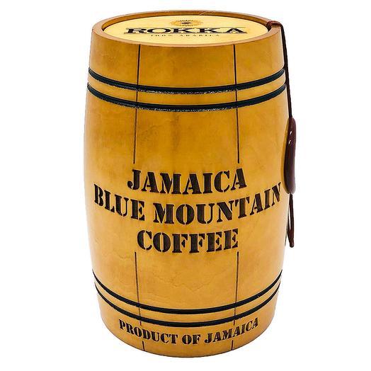 "Кофе в зернах ""Rokka"" Ямайка Блю Маунтин, средняя обжарка, бочка"