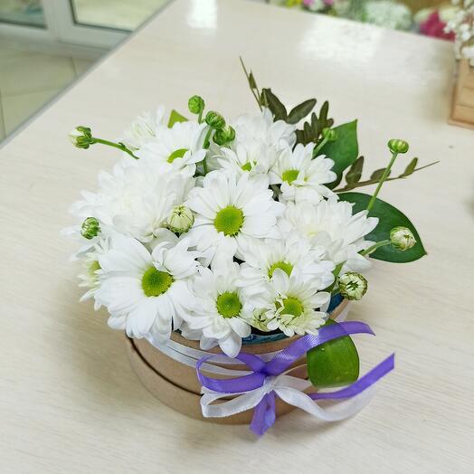 """Цветы в коробке """"Мини"""""""