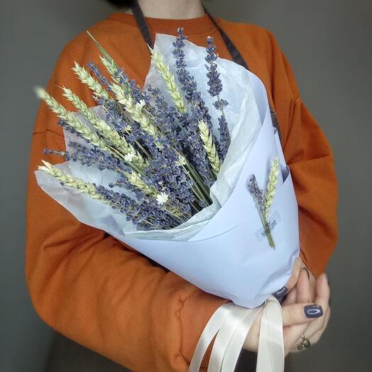 Ароматные сухоцветы