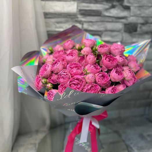 39 кустовых птоновижных роз
