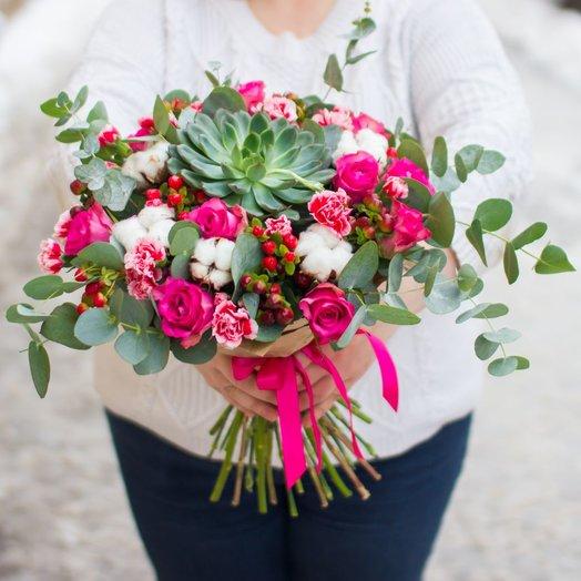 Букет Весеннее настроение: букеты цветов на заказ Flowwow