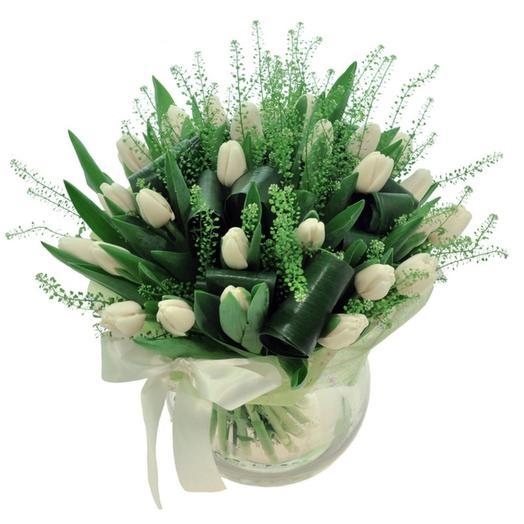 Букет Арктика: букеты цветов на заказ Flowwow
