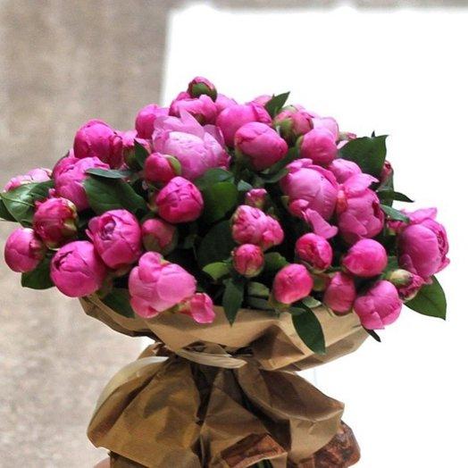 Доставка цветов и поздравлений воронеж пионы