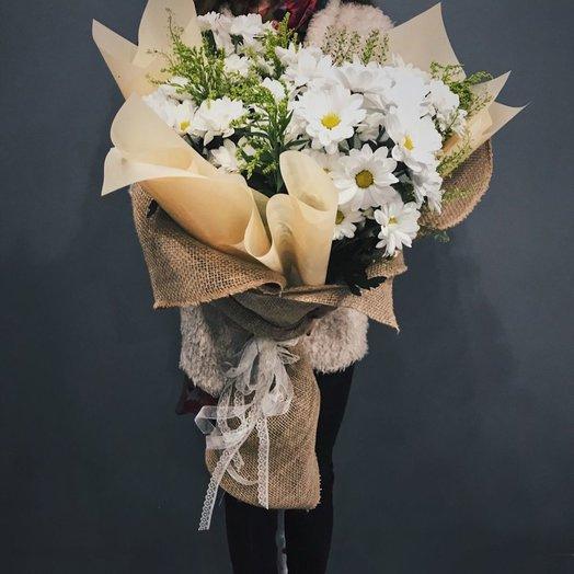 """Букет """" Полевой"""": букеты цветов на заказ Flowwow"""