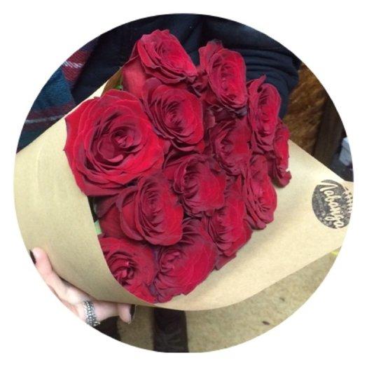 Розы : букеты цветов на заказ Flowwow