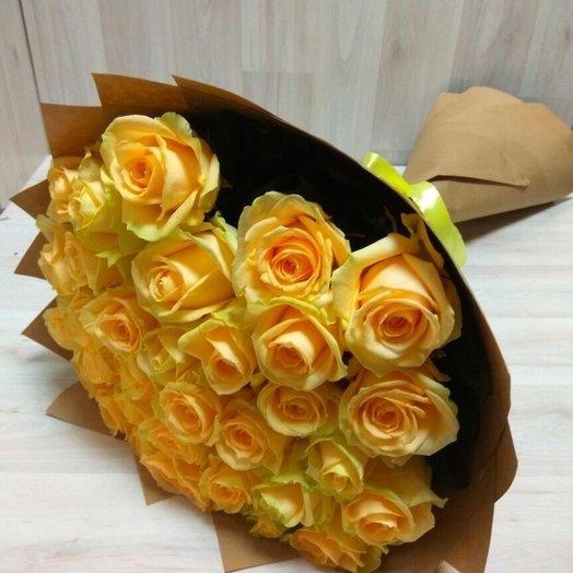 Персик спелый: букеты цветов на заказ Flowwow