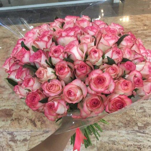 Джумиля: букеты цветов на заказ Flowwow