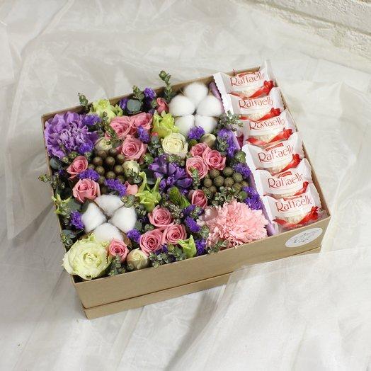 Пожелание: букеты цветов на заказ Flowwow