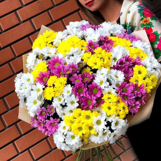 Сборный букет 78: букеты цветов на заказ Flowwow