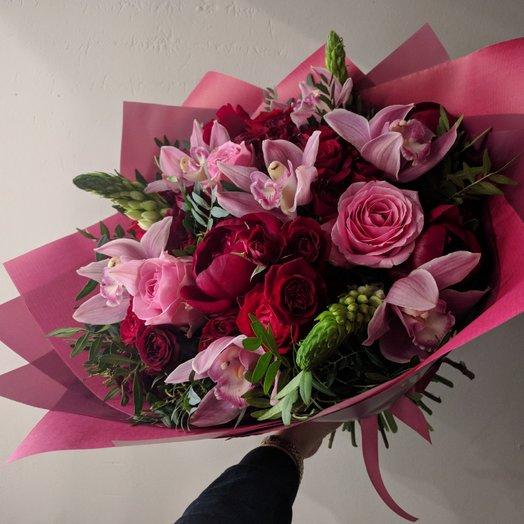 Endless love: букеты цветов на заказ Flowwow