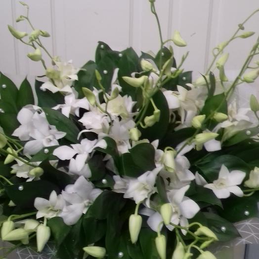 Букет Жемчужина: букеты цветов на заказ Flowwow