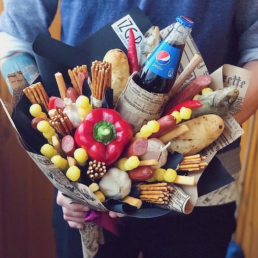 Omnomnom 11: букеты цветов на заказ Flowwow