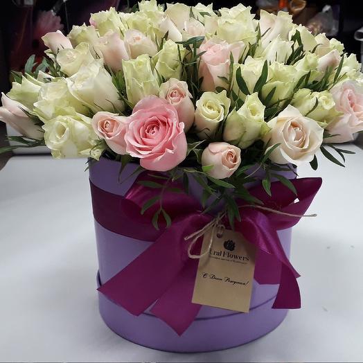 Офелия: букеты цветов на заказ Flowwow
