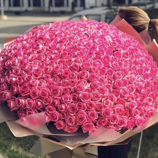 Для лучшей: букеты цветов на заказ Flowwow