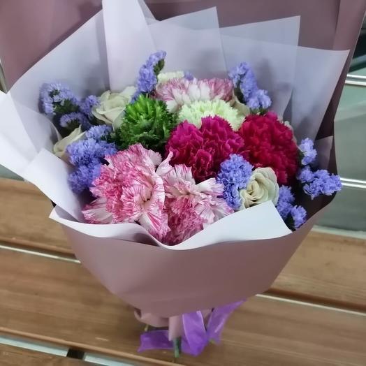Эксклюзивный букет 12: букеты цветов на заказ Flowwow