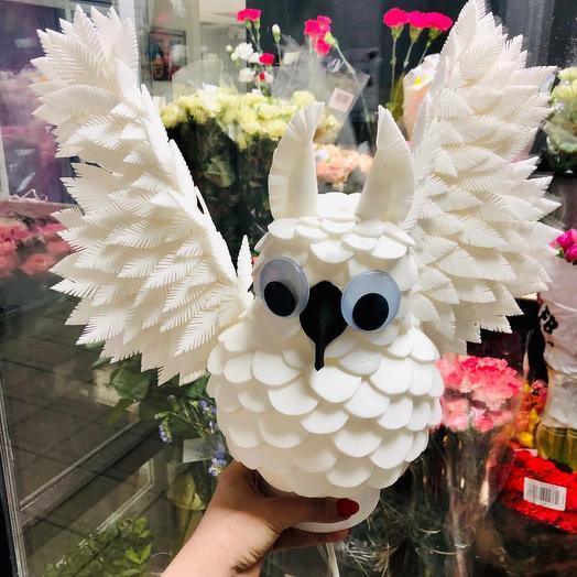 Светильник «Совушка»: букеты цветов на заказ Flowwow