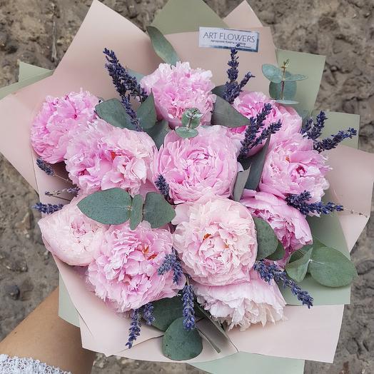 Благородный букет: букеты цветов на заказ Flowwow