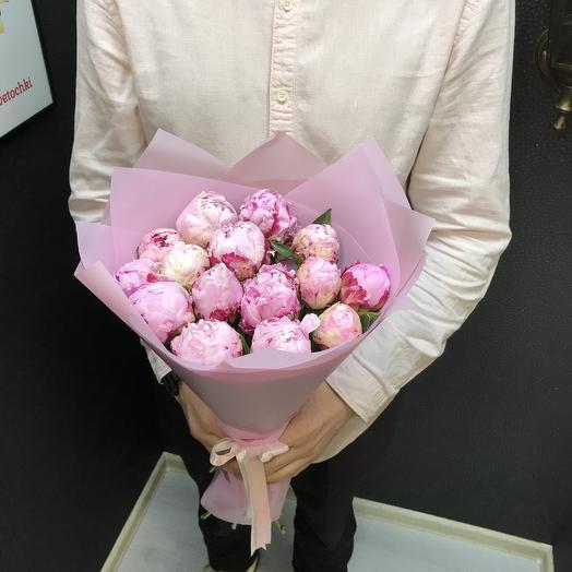 Сара Бернард: букеты цветов на заказ Flowwow