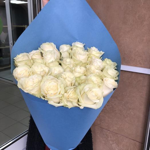 Белоснежные: букеты цветов на заказ Flowwow