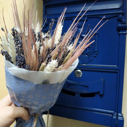 Письмо издалека: букеты цветов на заказ Flowwow