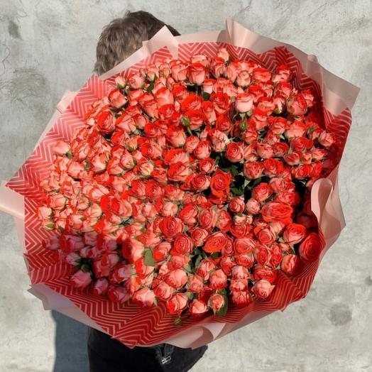 Путь к Сердцу♥️: букеты цветов на заказ Flowwow