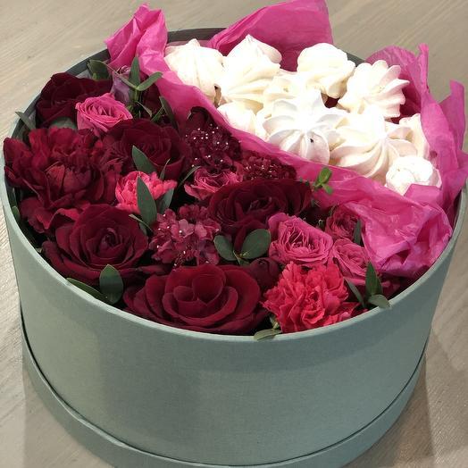 Мэриан: букеты цветов на заказ Flowwow