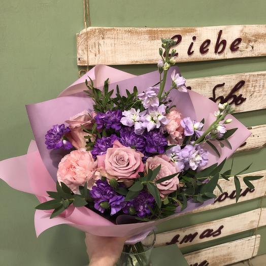 Космо: букеты цветов на заказ Flowwow