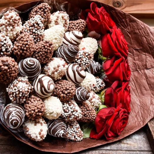 Strawberry and Chocolate 5