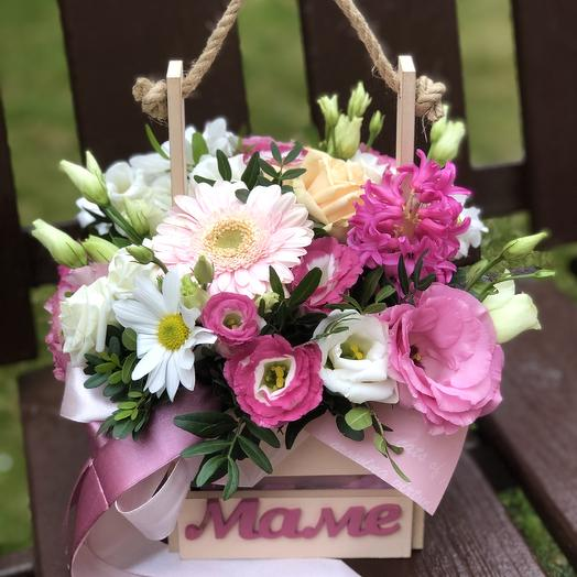 Розовое чудо: букеты цветов на заказ Flowwow